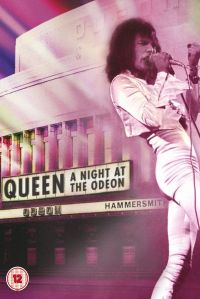 Cover Queen - A Night At The Odeon [DVD]